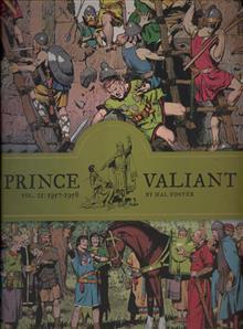PRINCE VALIANT HC VOL 11 1957-1958