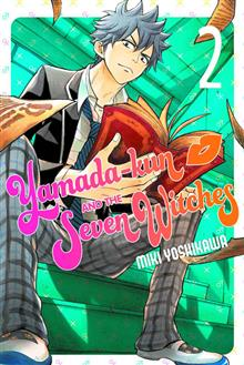 YAMADA KUN & SEVEN WITCHES GN VOL 02
