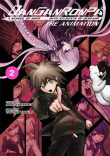 DANGANRONPA THE ANIMATION TP VOL 02