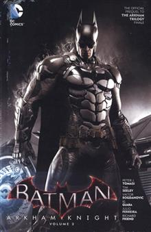 BATMAN ARKHAM KNIGHT HC VOL 03