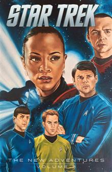 STAR TREK NEW ADVENTURES TP VOL 03