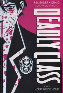 DEADLY CLASS DLX HC VOL 01 (MR)