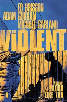 VIOLENT TP VOL 01 BLOOD LIKE TAR (MR)