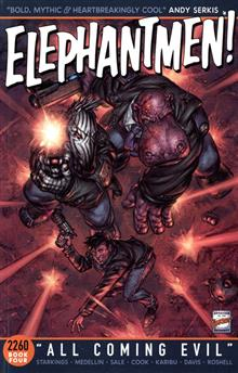 ELEPHANTMEN 2260 TP BOOK 04 ALL COMING EVIL (MR)