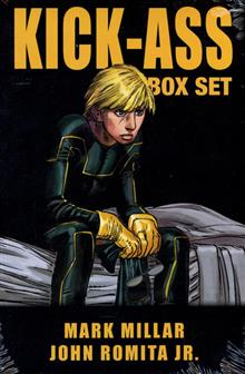 KICK-ASS TPB BOX SET SLIPCASE (MR)