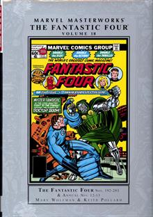 MMW FANTASTIC FOUR HC VOL 18