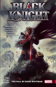 BLACK KNIGHT TP FALL OF DANE WHITMAN