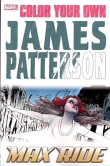 COLOR YOUR OWN JAMES PATTERSON TP