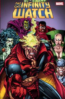INFINITY WATCH TP VOL 02