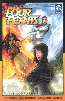 FOUR POINTS TP VOL 01 HORSEMEN