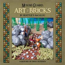 MOUSE GUARD ART OF BRICKS HC