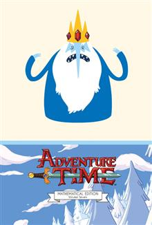 ADVENTURE TIME MATHEMATICAL ED HC VOL 07