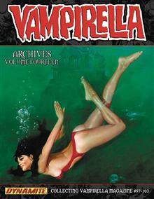VAMPIRELLA ARCHIVES HC VOL 14 (MR)