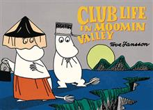 CLUB LIFE IN MOOMINVALLEY GN