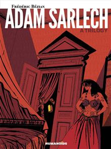 ADAM SARLECH TRILOGY HC (MR)