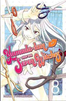 YAMADA KUN & SEVEN WITCHES GN VOL 08