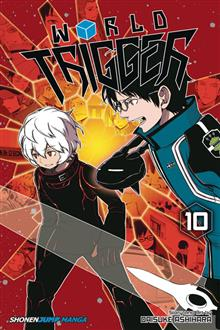 WORLD TRIGGER GN VOL 10
