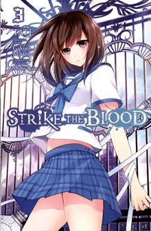 STRIKE THE BLOOD GN VOL 03
