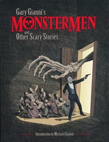 GARY GIANNI MONSTERMEN & OTHER SCARY STORIES TP