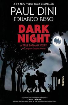 DARK NIGHT A TRUE BATMAN STORY TP (MR)