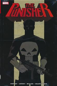 PUNISHER BACK TO WAR OMNIBUS HC