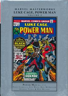 MMW LUKE CAGE POWER MAN HC VOL 02