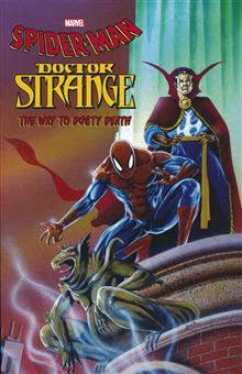 SPIDER-MAN DOCTOR STRANGE TP WAY TO DUSTY DEATH