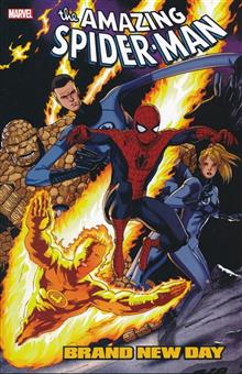 SPIDER-MAN BRAND NEW DAY COMPLETE COLLECTION TP VOL 03