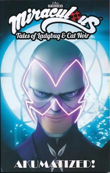 MIRACULOUS TALES OF LADYBUG CAT NOIR TP VOL 04 AKUMATIZED