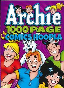 ARCHIE 1000 PAGE COMICS HOOPLA TP
