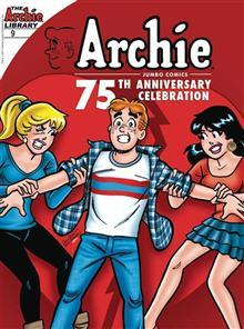 ARCHIE 75TH ANNIV DIGEST #9