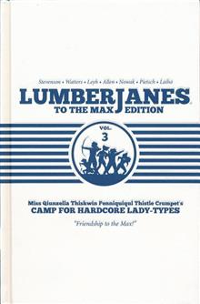 LUMBERJANES TO MAX ED HC VOL 03