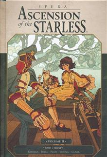 SPERA ASCENSION OF THE STARLESS HC VOL 02