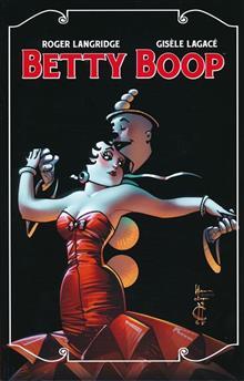BETTY BOOP TP