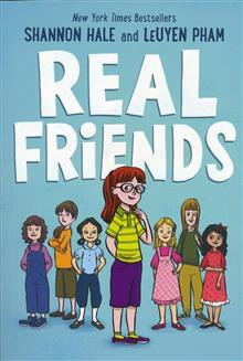 REAL FRIENDS HC GN