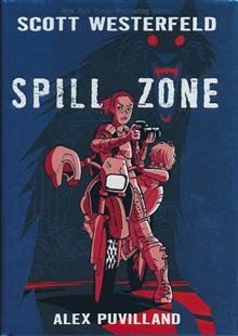 SPILL ZONE HC GN VOL 01