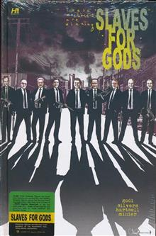 SLAVES FOR GODS GN PX ED VOL 01 ADLARD CVR