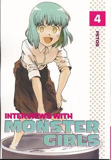 INTERVIEWS WITH MONSTER GIRLS GN VOL 04