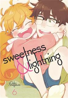 SWEETNESS & LIGHTNING GN VOL 06