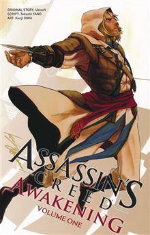 ASSASSINS CREED AWAKENING TP VOL 01