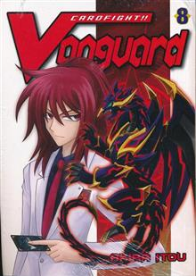 CARDFIGHT VANGUARD GN VOL 08 (RES)