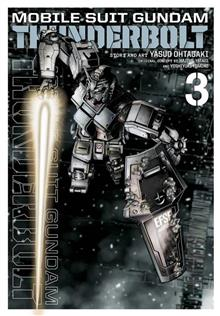 MOBILE SUIT GUNDAM THUNDERBOLT GN VOL 03