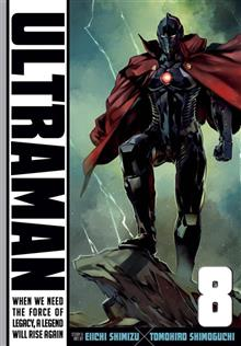 ULTRAMAN GN VOL 08