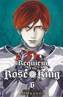 REQUIEM OF THE ROSE KING GN VOL 06
