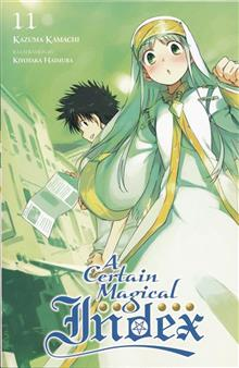 A CERTAIN MAGICAL INDEX LIGHT NOVEL SC VOL 11