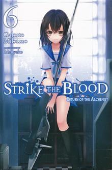 STRIKE THE BLOOD LIGHT NOVEL SC VOL 06 RETURN OF ALCHEMIST