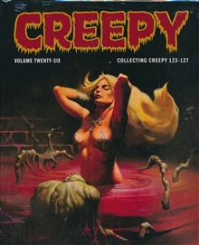 CREEPY ARCHIVES HC VOL 26