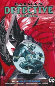BATMAN DETECTIVE COMICS TP VOL 06 FALL OF THE BATMEN REBIRTH