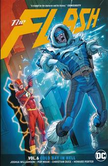 FLASH TP VOL 06 COLD DAY IN HELL REBIRTH