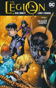 LEGION BY DAN ABNETT & ANDY LANNING TP VOL 02